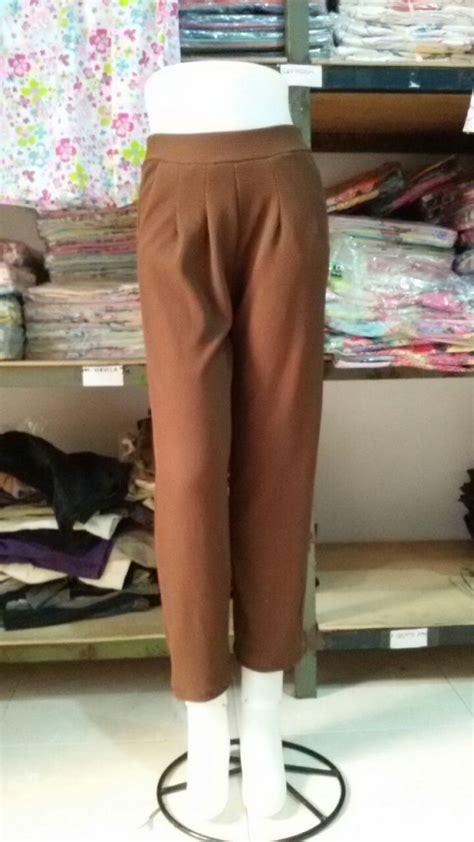 Celana Kulot Anak Perempuan Bahan Katun Motif pusat kulakan celana kulot wafel dewasa termurah 30ribu peluang usaha grosir baju anak