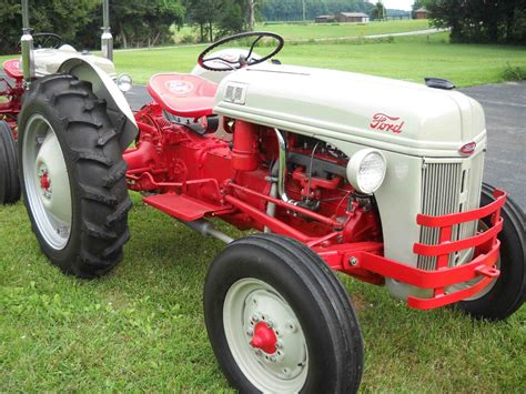 8n ford tractor 1951 ford 8n restoration ford tractors autos post