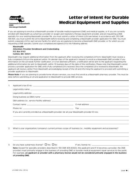 Letter Of Intent For Business Supplier Letter Of Intent Template 28 Free Templates In Pdf Word