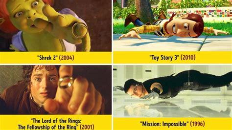 film animasi yang seru 7 adegan di film ini ternyata sama seperti di kartun