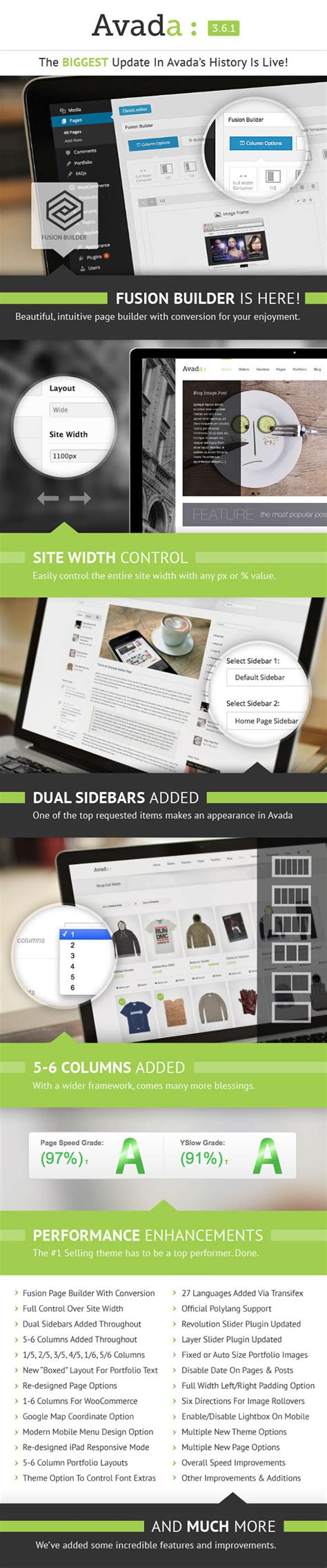 avada theme nextgen gallery avada responsive multi purpose theme on behance