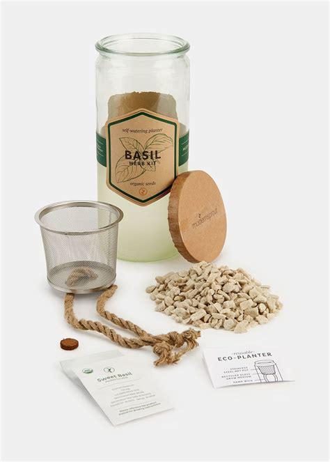 watering herb kits herb kit