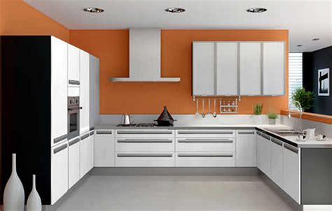 interior of kitchen modern kitchen interior design model home interiors