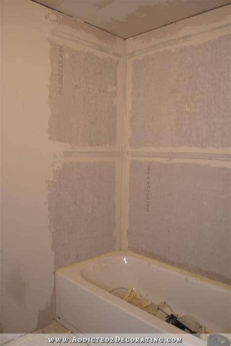 waterproof sheetrock for bathrooms waterproof sheetrock for bathrooms 28 images drywall and waterproof board in the