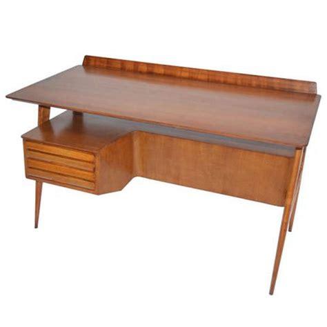 Mid Century Modern Computer Desk Italian Design Mid Century Modern Desk By Vittorio Dassi Modernism