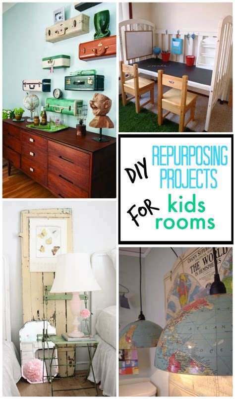 diy projects for kids diy repurposing projects for kids rooms design dazzle