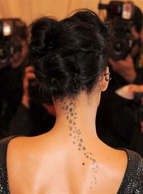 back of neck tattoos 101 pretty back of neck tattoos