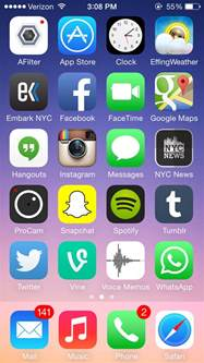 iphone home app 7 creative ways to organize your mobile apps
