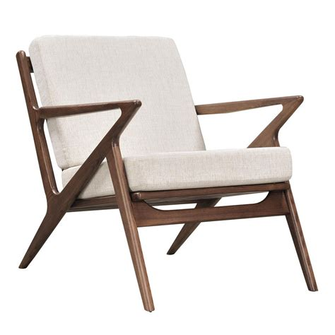 aliexpress com buy mid century modern style armchair mid century chair wood with linen upholstery aliexpress