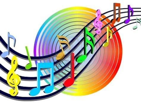 clipart musicali gocce di note 1 la musica contemporanea caratteri
