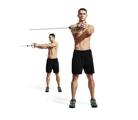 six pack abs workout 10 cable exercises for your