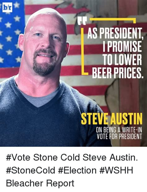 Beer Meme Br As President I Promise To Lower Beer Prices | 25 best memes about bleachers bleachers memes