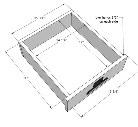 Standard Drawer Dimensions by Standard Closet Drawer Dimensions Winda 7 Furniture
