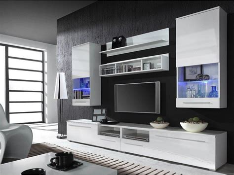 modern tv wall unit kansas 5 modern wall units living room ideaforhome