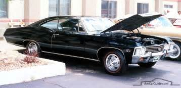 1967 chevrolet impala ss 427 related infomation