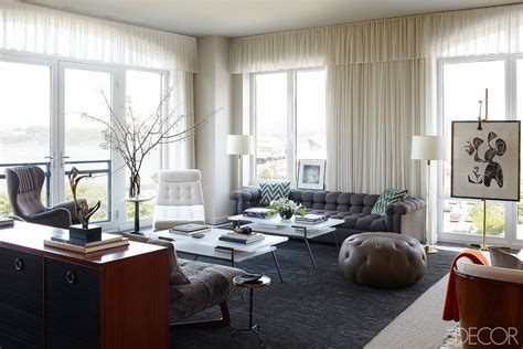 Henderson Interior Design by Interiors New York Apartment By Shawn Henderson Sukio