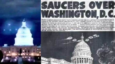 aliens in the white house ufo sightings over washington d c and the white house in