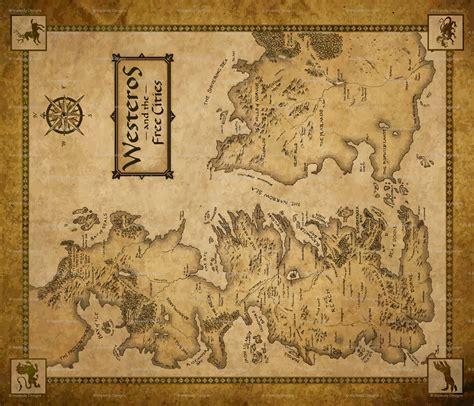 wallpaper map game of thrones westeros wallpaper wallpapersafari