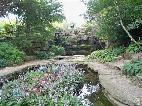Dubuque Arboretum And Botanical Gardens Small Cascading Falls Picture Of Dubuque Arboretum And Botanical Gardens Dubuque Tripadvisor