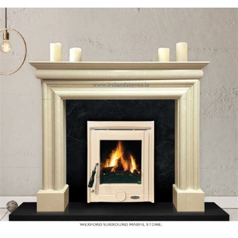 Fireplace Deals by Fireplace Deal Wexford Surround Granite Insert And 54