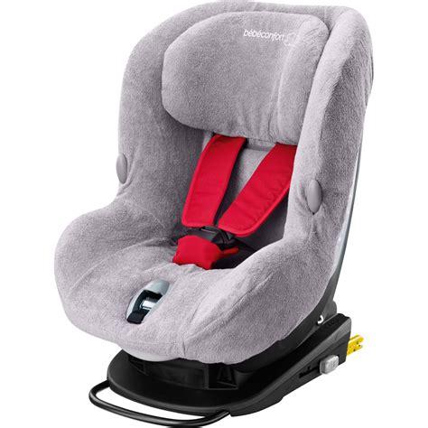 housse siege auto bebe confort axiss housse eponge pour si 232 ge auto milofix cool grey de bebe