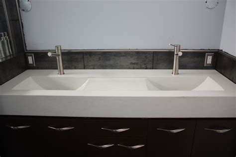 integrated bathroom sink and countertop integrated bathroom sink countertop