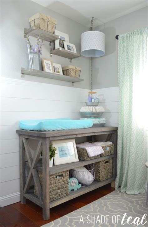 Ideas For Changing Tables 17 Best Images About Nursery Tutorials On Nursery Changing Tables Furniture And