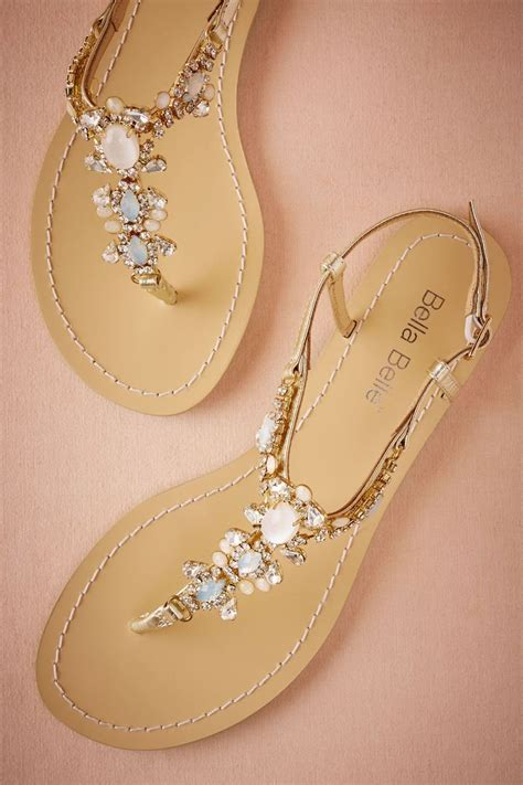Wedding Sandals by 1000 Ideas About Flat Wedding Sandals On
