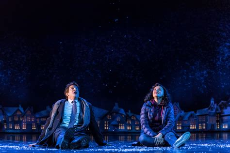groundhog day broadway groundhog day musical hailed as instant classic