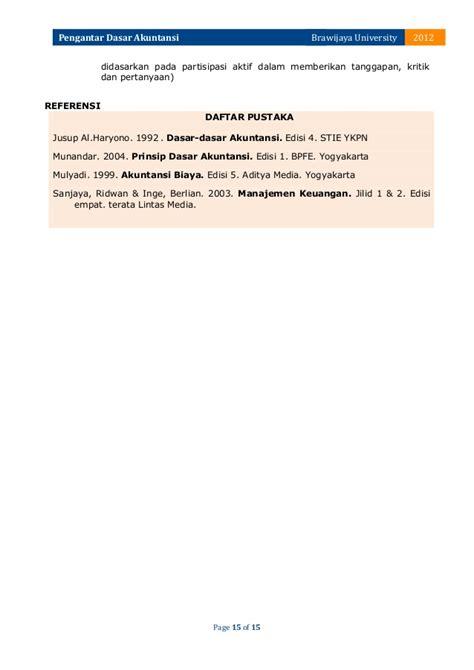 Akuntansi Biaya Edisi 5 Mulyadi 1 pengantar daskun mk 1