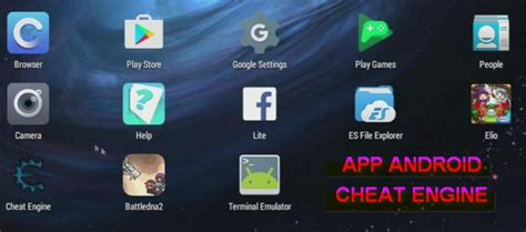 android apps themes engine use the cheat engine app on an android device with root
