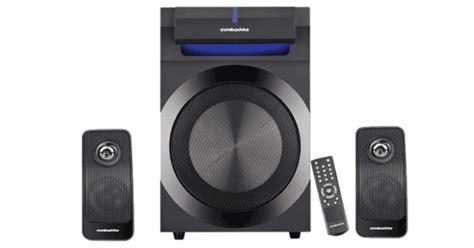 Speaker Simbadda Cst 1200n Slot Usb Harga Speaker Aktif Simbadda Cst 2399n Home Theater Terbaru