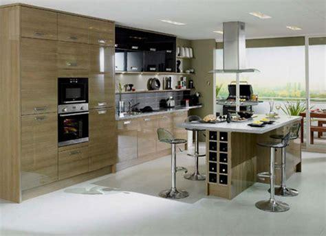 archiexpo cuisine modele cuisine contemporaine cuisine moderne