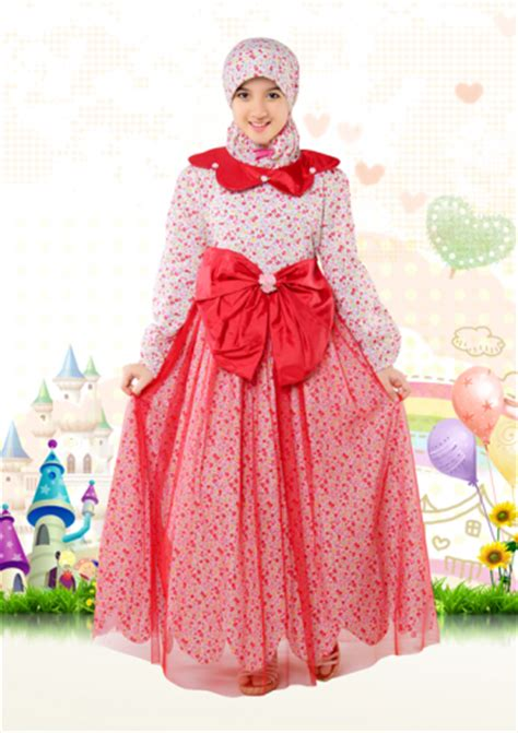 gaun pesta anak merk collette butik baju pesta anak girl premium collection