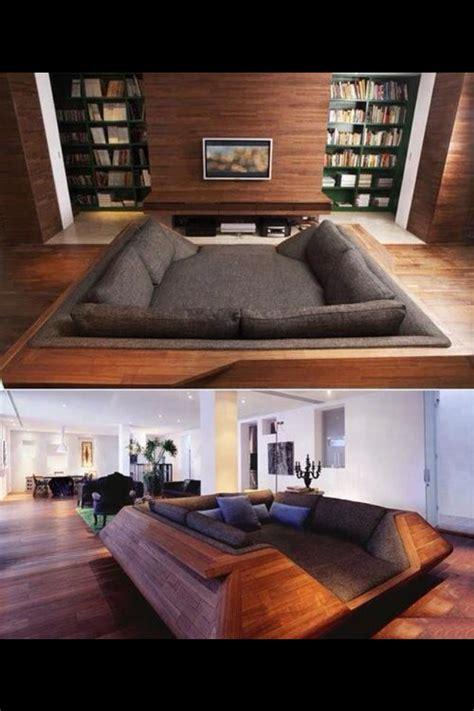 sunken couch sunken couch house pinterest