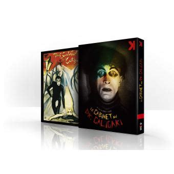 Le Cabinet Du Dr Caligari by Le Cabinet Du Dr Caligari Combo Dvd