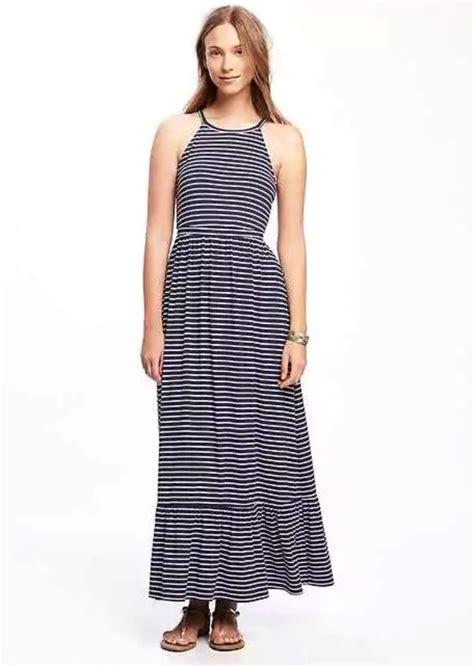 Dress Prema Navy Hs navy high neck ruffle hem maxi dress for dresses shop it to me