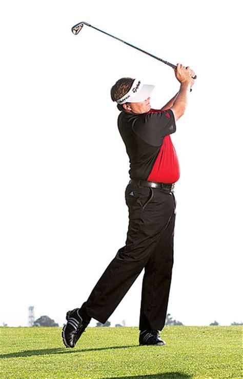 stack and tilt swing stack tilt revisited golf tips magazine