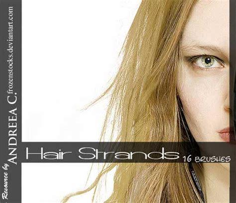 Hairstyle Photoshop Brushes by Hair Photoshop Brushes 200 Fabulous Styles To