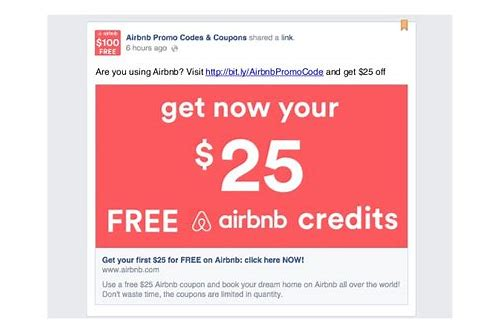 get coupon code airbnb