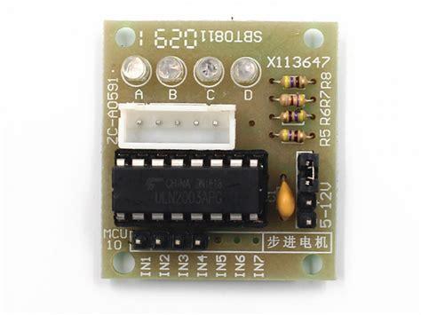 uln stepper motor driver makerfabs electronics