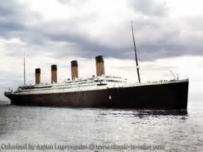 titanic color titanic in color exterior titanic