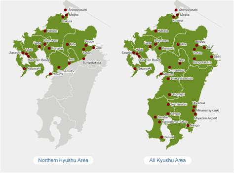 3 Days Northern Kyushu Jr Pass Tiket Japan Rail Jrpass Jepang japan rail kyushu pass jr kyushu pass