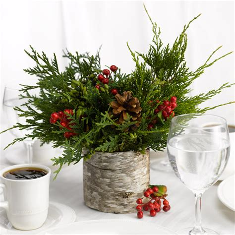 bargain challenge winter wedding centerpieces under 10 each