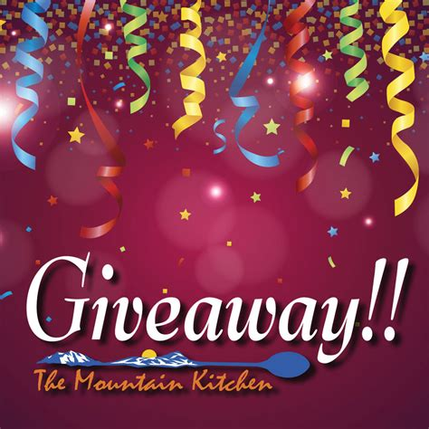 Card Giveaway - 50 amazon gift card giveaway the mountain kitchen