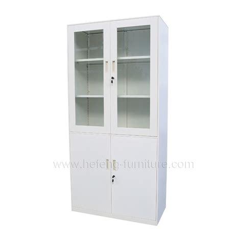 Lemari Es Kaca estante vitrina con puerta batiente hefeng furniture