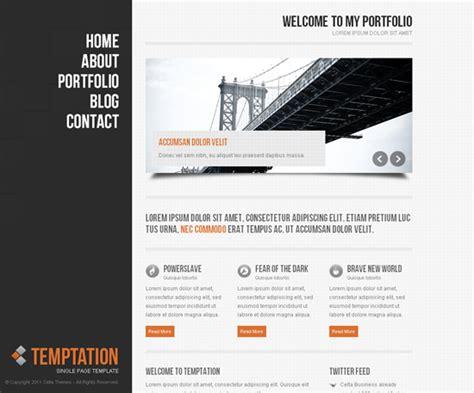 urban design brief template 40 stunning wordpress portfolio themes