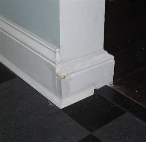 baseboard height base molding paul renie s kitchen more diy