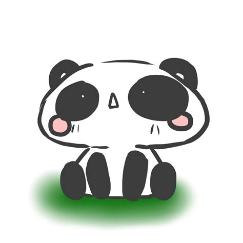 chibi panda by shadethenighthunter on deviantart