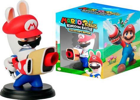 Switch Mario Rabbids Kingdom Battle Collector S Edition Mario Rabbids Kingdom Battle Collectors Edition Nintendo